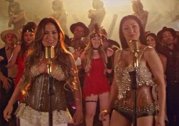 Simone e Simaria lançam clipe gravado em Goiânia com várias celebridades