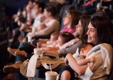 Cinema tem sessão de 'Cinquenta tons de liberdade' exclusiva para mães, em Uberlândia