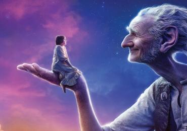 O Bom Gigante Amigo, de Steven Spielberg, estreia em Goiânia