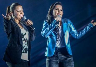 Maiara e Maraisa fazem show no Deu Praia 2018 em Goiânia