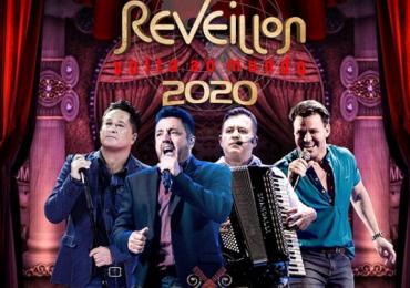 Goiânia recebe Réveillon Volta ao Mundo 2020 com shows de Bruno & Marrone, Leonardo e Eduardo Costa