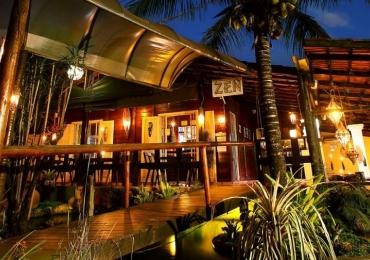 Zen Adega e Restaurante é o lugar perfeito para quem é romântico, místico e intimista
