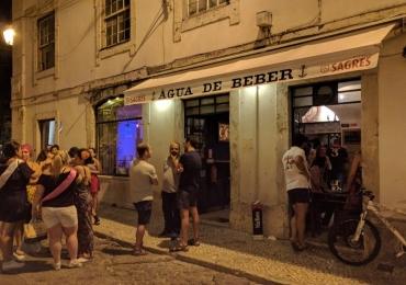 Descobrimos uma balada bem goiana no meio de Lisboa - Portugal