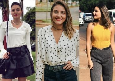 Blogueira goiana faz sucesso no Instagram só com roupa barata de lojas de departamento