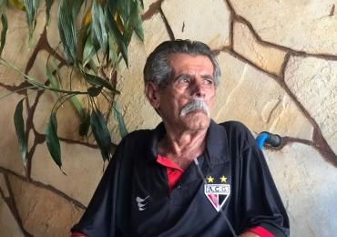 Conheça o torcedor goiano que enfrentou 24 passagens pela UTI e voltou ao estádio depois de 41 anos