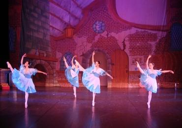 Companhia de dança de Brasília apresenta espetáculo inspirado em conto de fadas