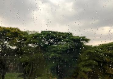 Chuva chega em Goiânia e a torcida é que ela continue nos próximos dias