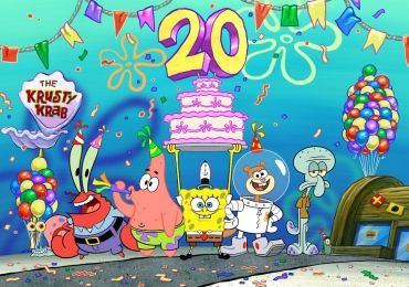 Nickelodeon comemora 20 anos de Bob Esponja com programação especial