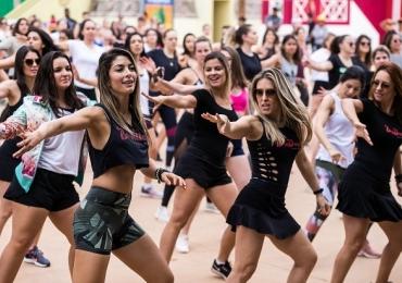 Academia de Brasília promove aulão em festival