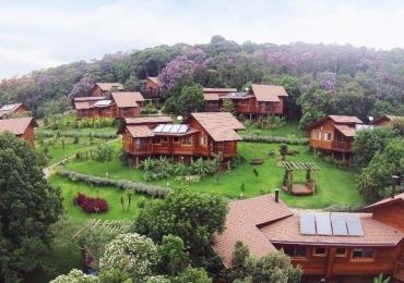 SPaventura: O melhor eco resort de aventura do Brasil fica a 75 Km de São Paulo
