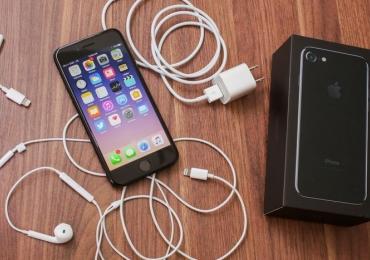 Leilão da Receita Federal anuncia iPhone 7 pela metade do preço
