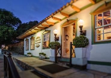 Hotel de Pirenópolis está entre um dos 25 mais românticos da América do Sul