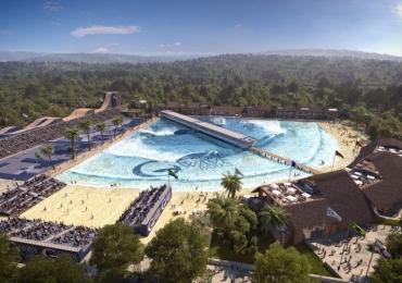 Brasília vai ganhar mega parque com a primeira piscina de ondas para surfe do Brasil