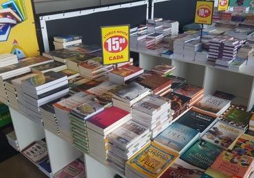 Outlet Premium Brasília recebe Feira do Livro