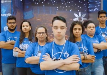Estudantes da UFG vencem competição da Nasa