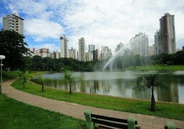 11 parques para passear com o seu cachorro em Goiânia