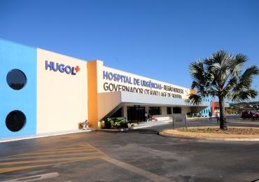Hugol já realizou 8,5 milhões de atendimentos desde que foi inaugurado, em Goiânia