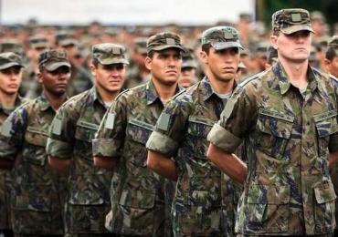 Exército abre processo seletivo com vagas no DF, Entorno e GO e salários de até R$8,2 mil