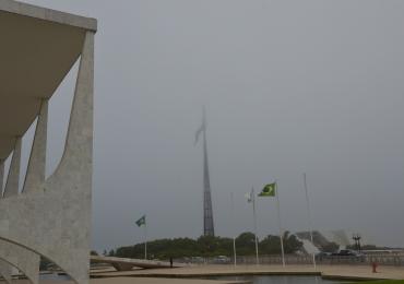 Chuva e mais frio em Brasília e arredores nos próximos dias, prevê meteorologia