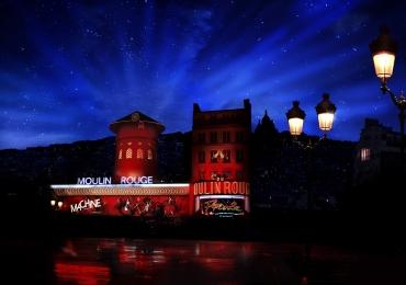 Adaptação de Moulin Rouge - O Musical em Brasília