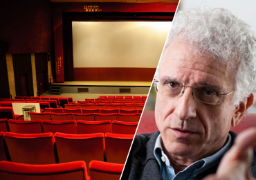 Mostra Cinema Psi acontece em Goiânia com presença do psicanalista Contardo Calligaris