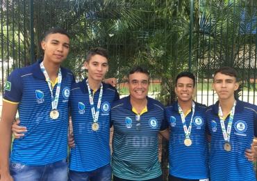 Estudantes goianos são classificados para a maior competição esportiva estudantil do mundo