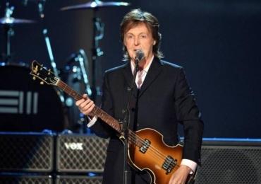 Paul McCartney fará shows no Brasil em outubro