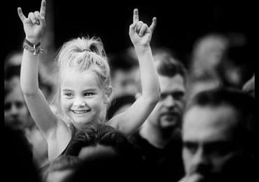 Festival Bananada tem espaço infantil e show de rock exclusivo para as crianças