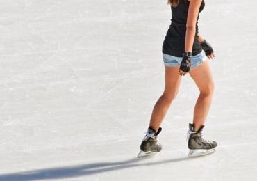 Pista de patinação no gelo desembarca em Águas Claras