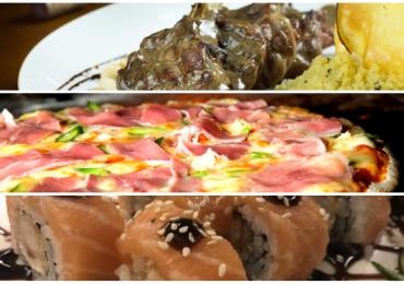 Conheça o restaurante 3 em 1 em Brasília: Empório Árabe, Cozinha Italiana e Culinária Japonesa