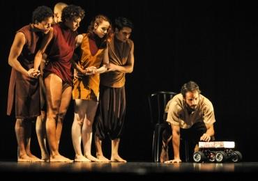 Goiânia recebe espetáculo de dança contemporânea no Teatro Sesi