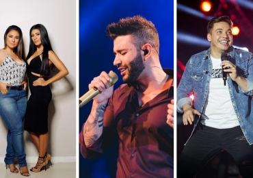 VillaMix 2019 tem shows de Simone e Simaria, Gusttavo Lima, Wesley Safadão e muito mais