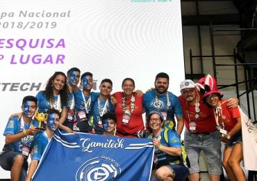 Estudantes de Goiânia representam o Brasil em torneio de robótica da NASA