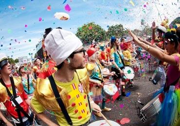 7 festas de pré-carnaval em Brasília