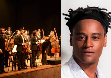 Sinfônica de Goiânia e Toni Garrido se reúnem para show 'Noites de Orfeu'
