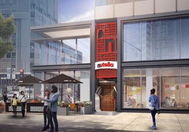 Nutella inaugura seu primeiro café oficial e o menu é matador