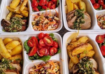 Marmitas saudáveis com delivery em Goiânia