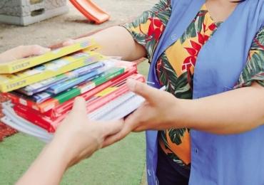 Joalheria de Goiânia promove arrecadação de materiais escolares para crianças carentes