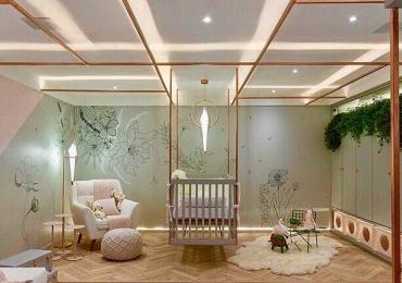 Famosa loja de enxoval de Goiania sorteia projeto de quarto de bebê