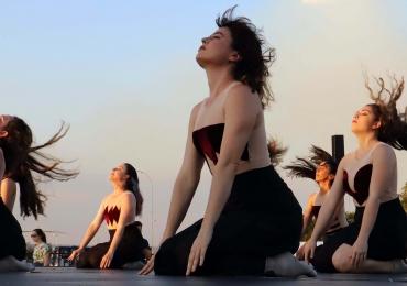 Cartão postal de Brasília recebe apresentação gratuita de dança