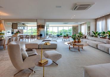 Opus Incorporadora oferece apartamentos decorados em Goiânia prontos parar morar com condições especiais