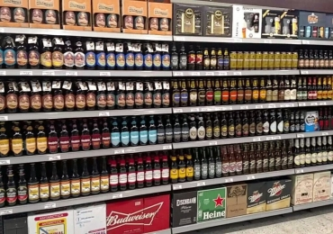 Supermercado em Uberlândia comemora o Dia da Cerveja com terceiro rótulo grátis