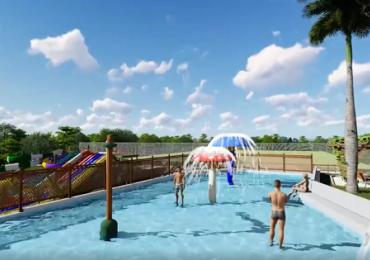 Maior parque aquático de Uberlândia e região é inaugurado neste sábado