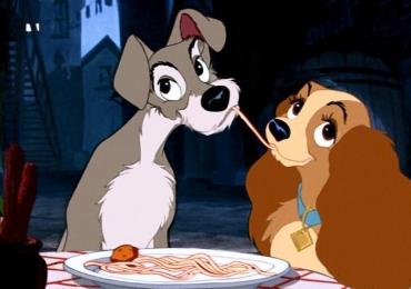 Que fofo! Disney anuncia primeiro pôster live-action do clássico 'A dama e o vagabundo'