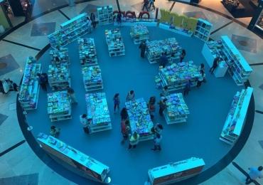 Feira com livros infantis a partir de R$ 5 acontece em shopping de Goiânia