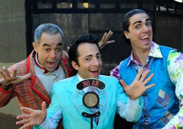 Goiânia recebe Rádio Variété, espetáculo dirigido por Domingos Montagner