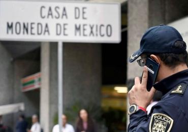 No estilo 'La Casa de Papel', ladrões roubam 50 milhões da Casa da Moeda no México