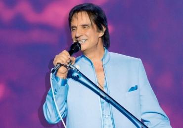 Roberto Carlos faz show em Belo Horizonte