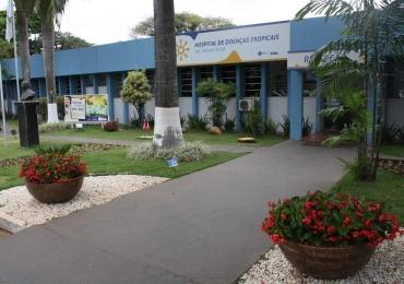 Hospital de Doenças Tropicais de Goiânia é o primeiro e único hospital de infectologia do Brasil com certificado ONA