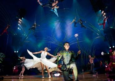 Cirque du Soleil fará turnê no Brasil neste ano
